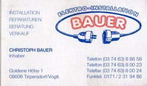 Elektro-Bauer